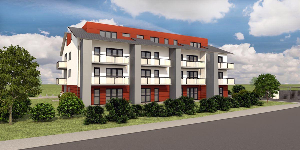 Neubauprojekt Sulzauen Berching